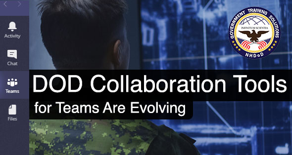 DOD Collaboration Tools Shout