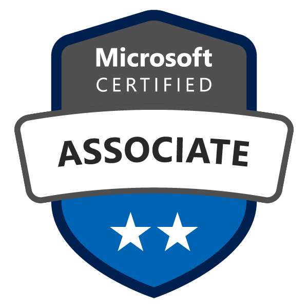 Microsoft Associate Badge